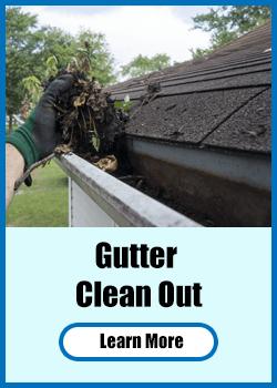 Gutter Cleanout